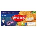 Birds Eye 12 Cod Fish Fingers