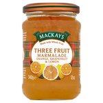 Mackays Three Fruit Marmalade