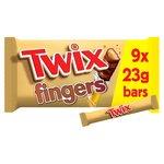 Twix Biscuit Fingers Multipack