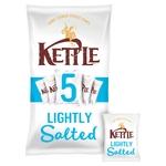 Kettle Chips Lightly Salted Flavour Crisps Multipack