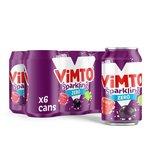 Vimto Fizzy No Added Sugar