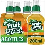 Fruit Shoot Orange, Delivered Chilled