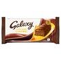 Galaxy Caramel Cake Bars