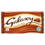 Galaxy Milk Chocolate Large Block