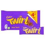 Cadbury Twirl Multipack