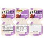 M savers Chocolate Mousse