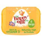 Happy Egg Large Free Range Eggs