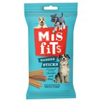 Misfits Nasher Sticks for Medium Dogs with Chicken & Beef