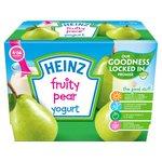 Heinz 4 Mths+ Fruity Pear Yogurt