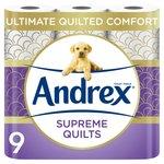 Andrex Gorgeous Comfort Quilts Toilet Tissue