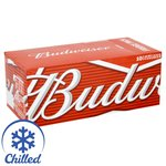 Budweiser Cans, Delivered Chilled