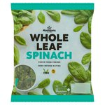 Morrisons Whole Leaf Spinach