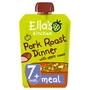 Ella's Kitchen 7 Mths+ Organic Pork Roast Dinner with Apples