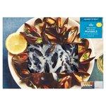 Morrisons Fishmonger Scottish Mussels in White Wine Sauce