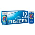 Foster's Fridge Pack Cans