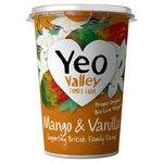 Yeo Valley Family Farm Mango & Vanilla Yogurt