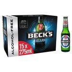 Beck's Blue Alcohol-Free Beer Bottles, Delivered Chilled