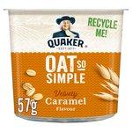 Quaker Oat So Simple Caramel Porridge Pot