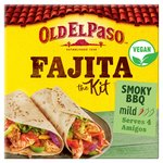 Old El Paso BBQ Fajita Dinner Kit