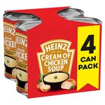 Heinz Classic Cream of Chicken Soup Multipack