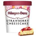 Häagen-Dazs Ice Cream Strawberry Cheesecake