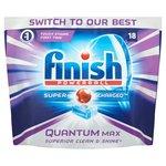 Finish Quantum Max Original Dishwasher Tablets