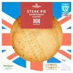 Morrisons Short Crust Steak Pie