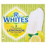 R Whites Premium Lemonade Lollies