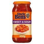 Uncle Bens Original Sweet & Sour Sauce