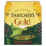 Thatchers Gold   Cider 4.8%