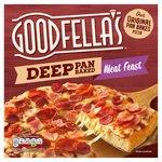Goodfella's Deep Pan Meat Fiesta Pizza