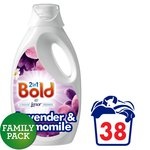 Bold 2in1 Lavender & Camomile Washing Liquid 38 washes
