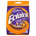 Cadbury Eclairs Orange