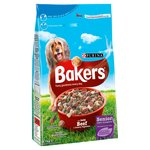 Bakers Senior Dog Food Beef and Vegetable