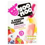 Yoo Moo Tropical & Strawberry Yogurt Lollies