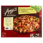 Amy's Kitchen Gluten Free Chinese Noodles & Vegetables