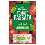 Morrisons Passata With Basil
