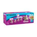 Whiskas Pouch Fishermans Choice