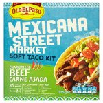 Old El Paso Restaurante  Steak Asada Kit