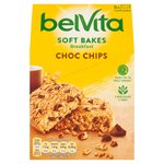 Belvita Breakfast Chocolate Chip Soft Bakes 5 Pack