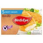 Birds Eye Crispy Chicken 5 Pack