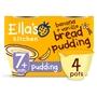 Ella's Kitchen Banana & Vanilla Bread Pudding