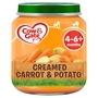 Cow & Gate Creamed Carrot & Potato Jar