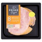 Morrisons Prime Fayre Breaded Ham