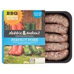 Debbie & Andrews Perfect Pork Sausage