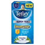 Tetley Super Tea Immune