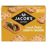 Jacobs Original Ciabatta Crackers