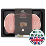 The Best Gammon Steaks & Bourbon Sauce 2 Pack