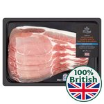Morrisons The Best Wiltshire Unsmoked Bacon