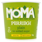 Moma Porridge Plain No Added Sugar